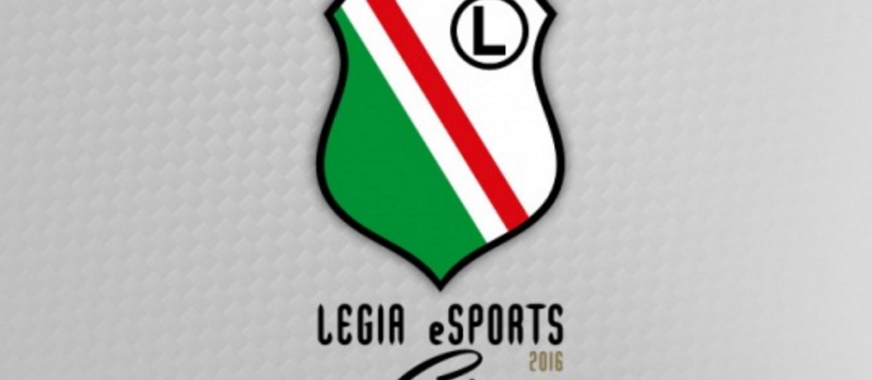 Legia wchodzi w e-sport