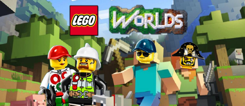 Lego stworzyło własną grę w stylu Minecrafta