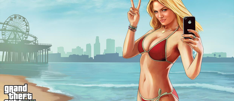 materiały prasowe gry GTA V