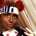 Litewska cosplayerka przebrała się za czarnoskórą postać. Dostała bana na Twitchu za rasizm