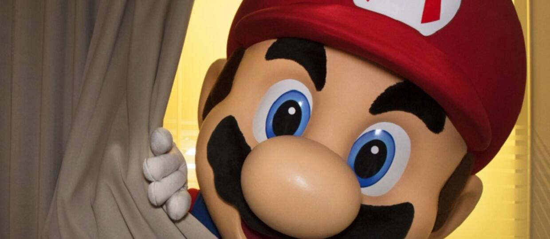 Mario z penisem na wierzchu – z tej strony go nie znaliście
