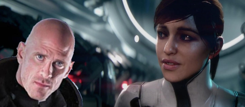 """Mass Effect: Andromeda będzie """"kosmicznym miękkim porno"""""""