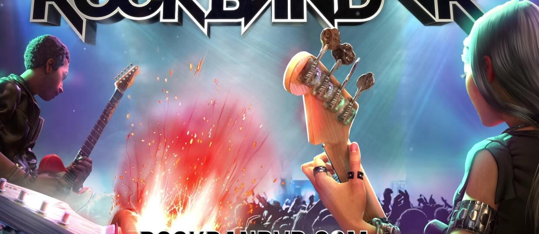 Megadeth, Oasis, Foo Fighters i inne w Rock Band VR