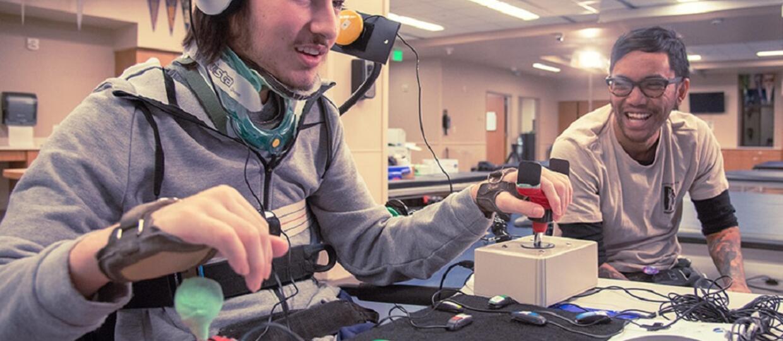 Xbox kontroler dla niepełnosprawnych