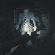 """Moderzy dodali Pennywise'a z """"To"""" do """"Resident Evil"""". Efekt jest przerażający [WIDEO]"""
