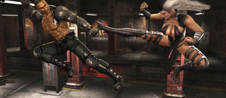 źródło: Materiały Prasowe, Mortal Kombat