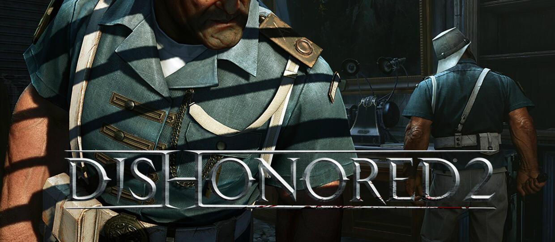 Mroczny spisek w krwawym zwiastunie Dishonored 2
