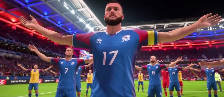 Islandia FIFA 18