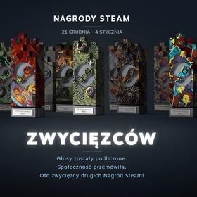 Nagrody Steam przyznane