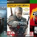 God of War, Wiedźmin 3, Red Dead Redemption 2