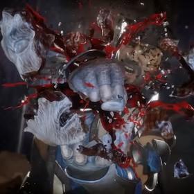 Fatality Sub-Zero w Mortal Kombat 11