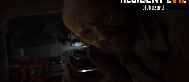 Nieśmiertelny kanibal w zwiastunie Resident Evil 7: Biohazard