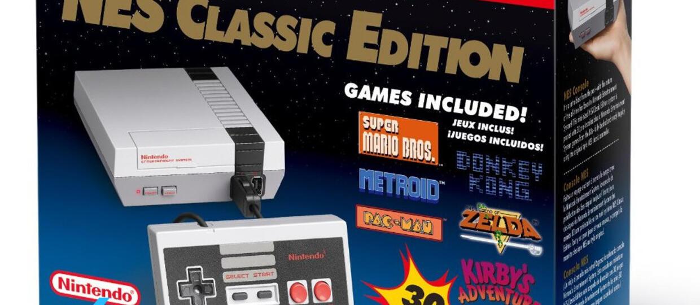 Nintendo kończy produkować konsole NES Classic Edition
