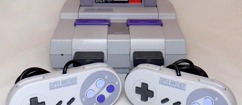 Nintendo pracuje nad konsolą SNES Mini