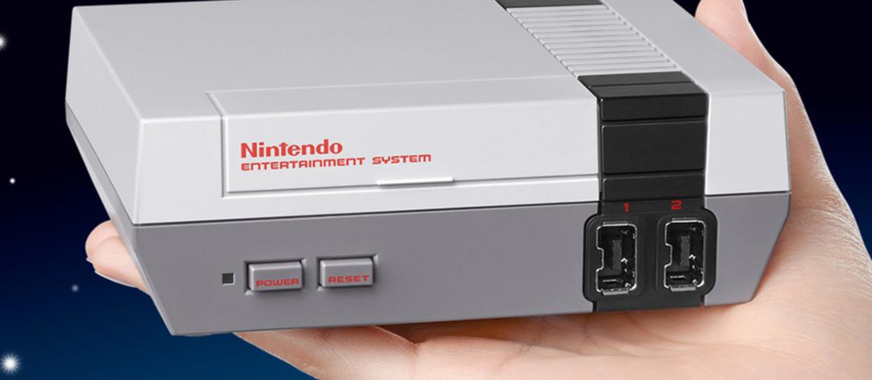 Nintendo ukryło wiadomość dla hakerów w kodzie NES-a Mini