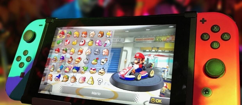 Nintendo Switch z programem lojalnościowym My Nintendo