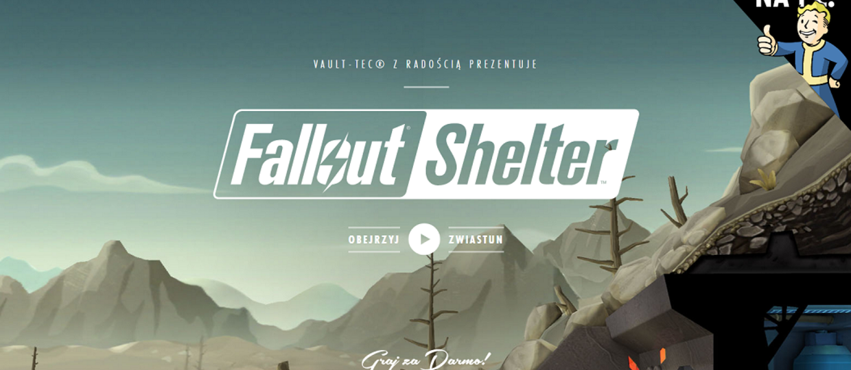 Nowy Fallout Shelter także dla PC