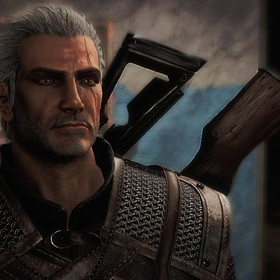 Geralt Fallout 4