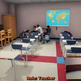 Oficjalny symulator szkolnej strzelaniny pozwala zabijać dzieci