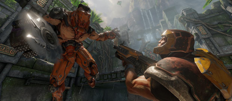 Otwarte testy Quake Champions ruszą lada dzień