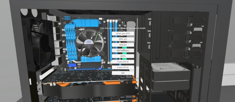 PC Building Simulator - złóż peceta na swoim pececie