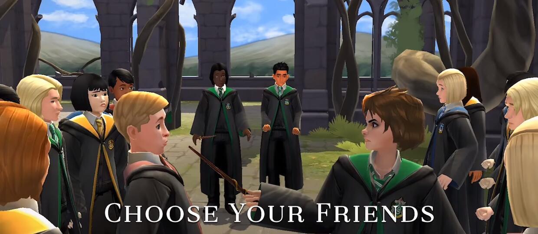 Pierwszy zwiastun gry RPG w świecie Harry'ego Pottera