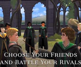 Pierwszy zwiastun Harry Potter: Hogwarts Mystery