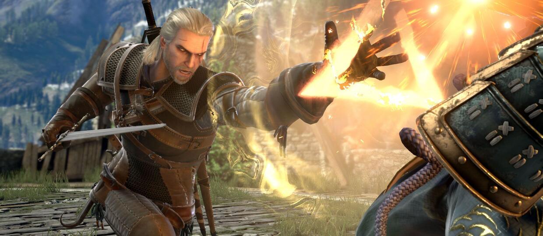 Geralt Soulcalibur VI