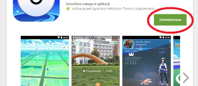 Pokemon Go Oficjalnie W Polsce 9844