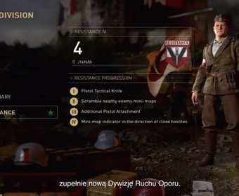 Polscy powstańcy bohaterami miesiąca w Call of Duty:WWII