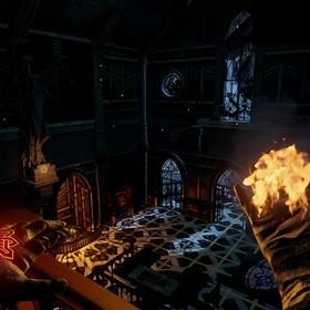The Wizards to polska gra VR pozwalająca stać się prawdziwym czarodziejem