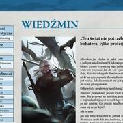 kartka z podręcznika The Witcher RPG