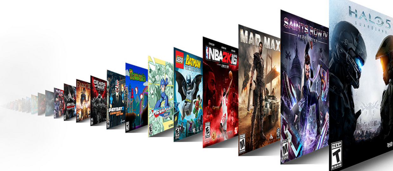 Ponad 100 gier na Xbox One w ramach abonamentu Xbox Game Pass