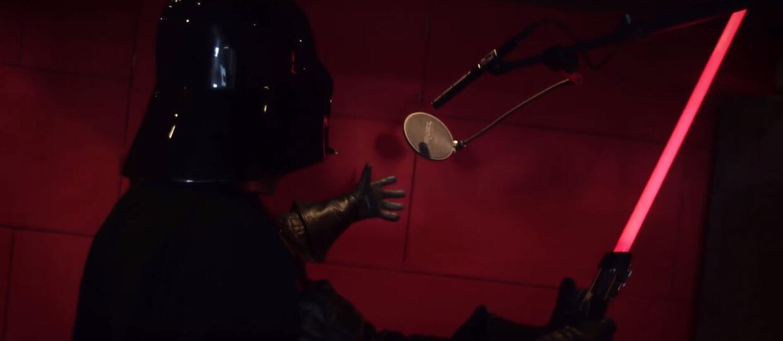 """Posłuchaj jak brzmi Darth Vader w polskiej wersji gry """"Star Wars Battlefront II"""""""