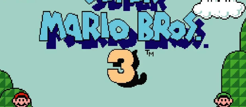 Poznajcie pierwszego gracza, który ukończy wszystkie gry z NES-a