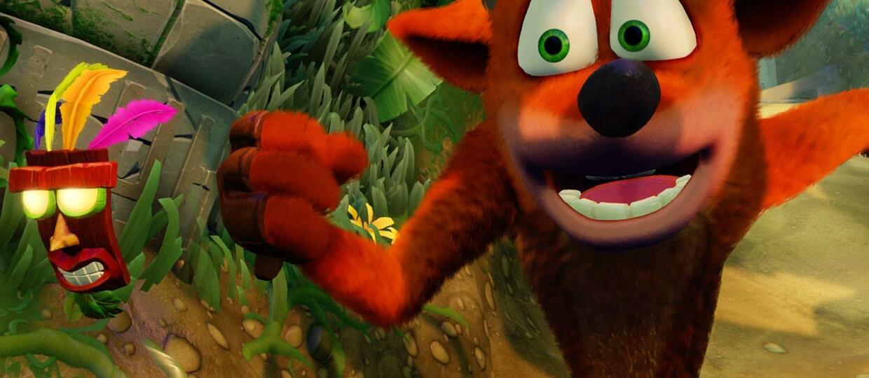 Poznaliśmy datę powrotu Crasha Bandicoota na PlayStation 4