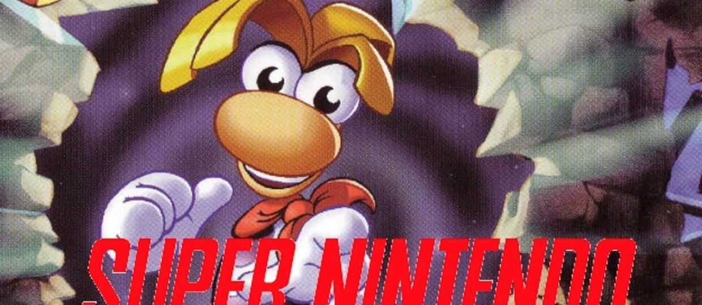 Rayman na SNES-a odnaleziony po 24 latach