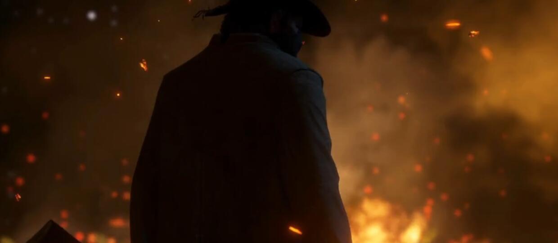 Red Dead Redemption 2 w 1. zwiastunie