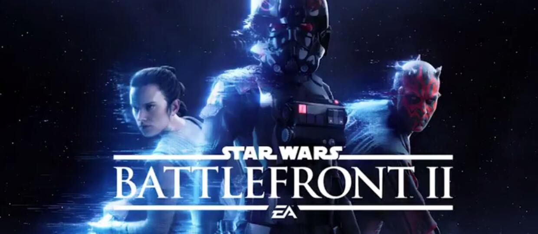 Rey i Darth Maul w zwiastunie gry Star Wars: Battlefront II