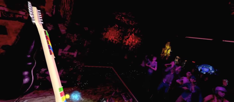 Rock Band VR skupi się na gwiazdorzeniu