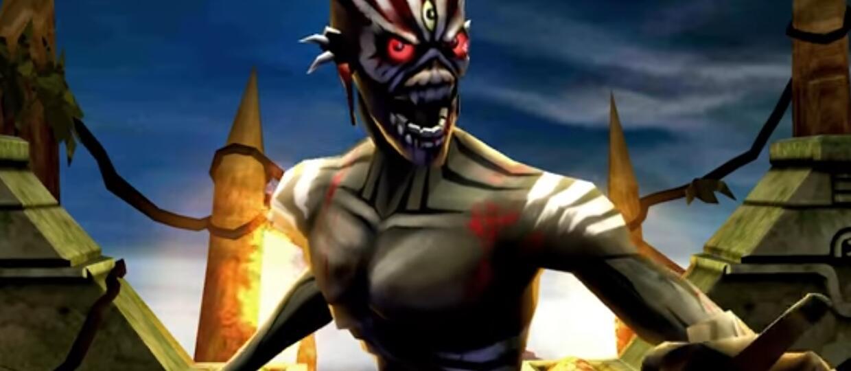 Shaman Eddie i nowa arena w Iron Maiden: Legacy of the Beast