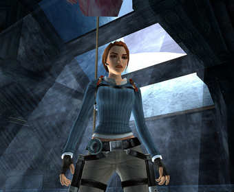 gra Tomb Raider: Legend