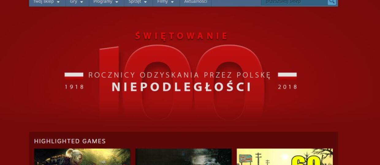 polska wyprzedaż Steam