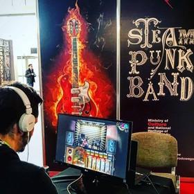Steampunk Band - symulator menedżera zespołu