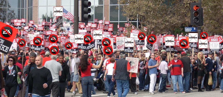 Strajk aktorów podkładających głosy w grach wideo