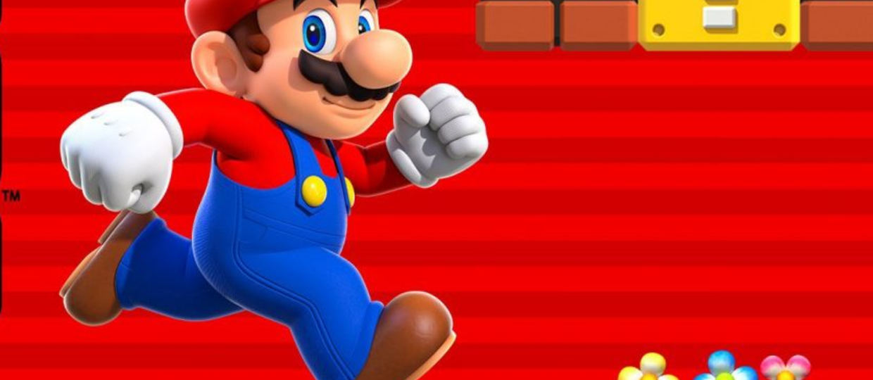 Super Mario Run instaluje wirusa
