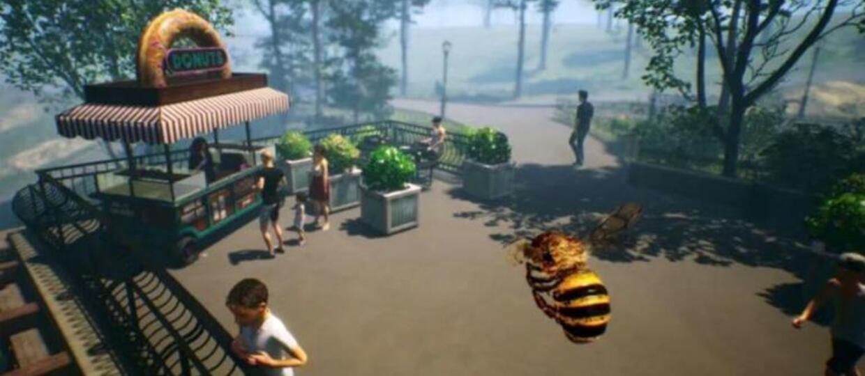 symulator pszczoły