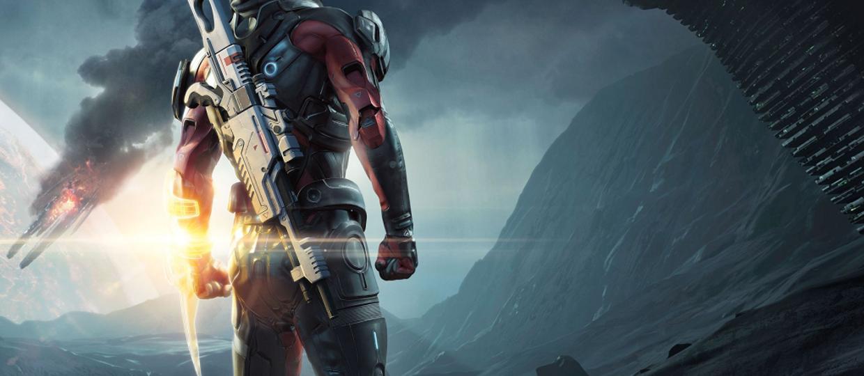 Tak wygląda Mass Effect: Andromeda w 4K i na maksimum detali