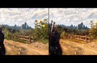 Wiedźmin 3 Ray Tracing
