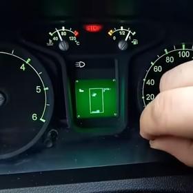 Tetris ukryty w rosyjskim samochodzie dostawczym